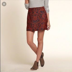 Hollister Mini Skirt XS